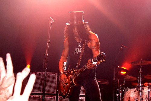 Slash en Vivo! | by Edvill