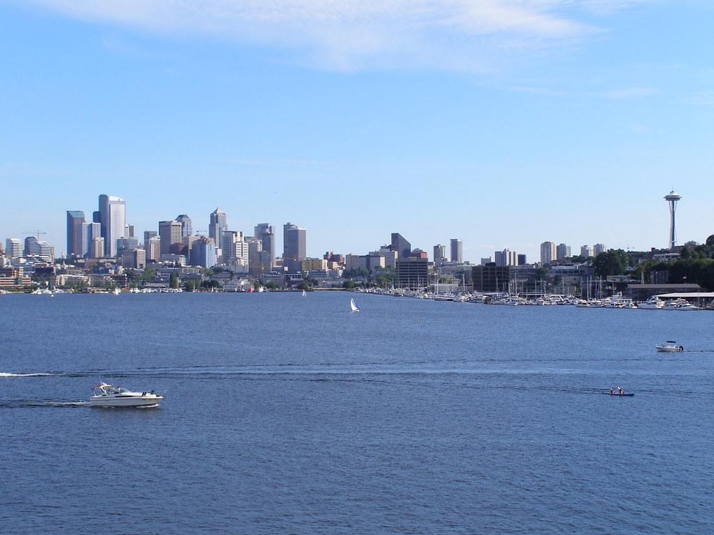 Lake Union Seattle Hotels