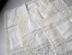 lace hankies | by cosymakes
