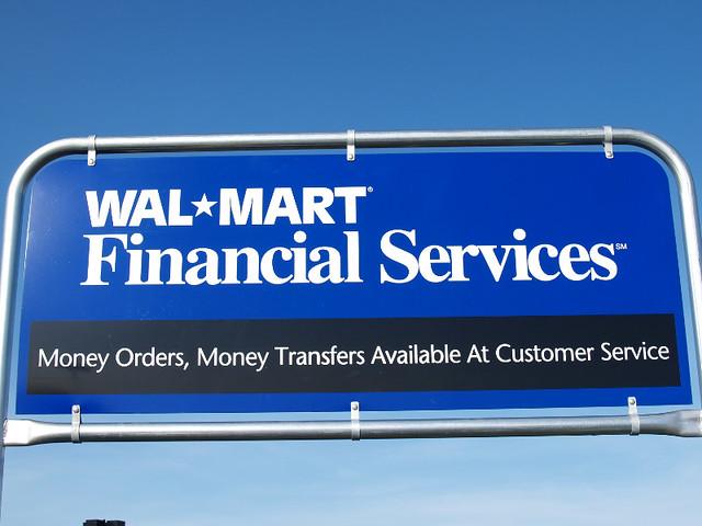 Walmart Stock Chart: Walmart Financial Services | cart holder sign for Walmart Fiu2026 | Flickr,Chart