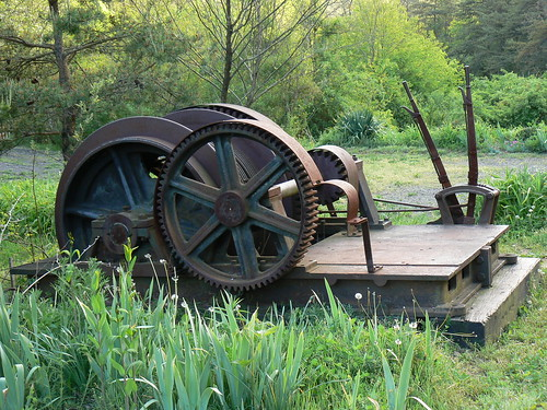 Huckleberry Trail: Coal Equipment | by Vicky TGAW