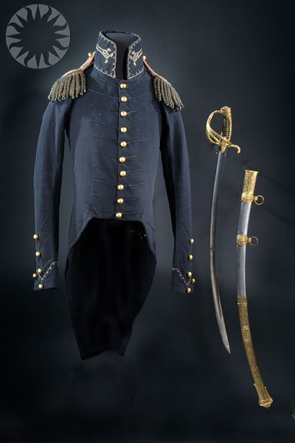 Credit Report Com >> Andrew Jackson's Uniform Coat with Epaulets | SI Neg. 2004 ...