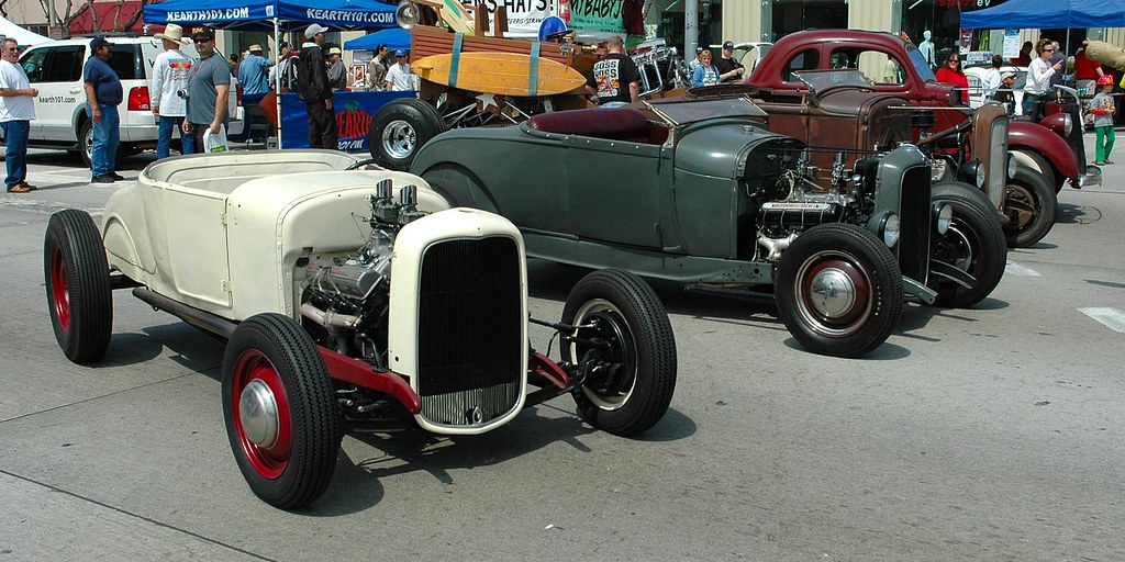 Traditional Hot Rods | howard gribble | Flickr