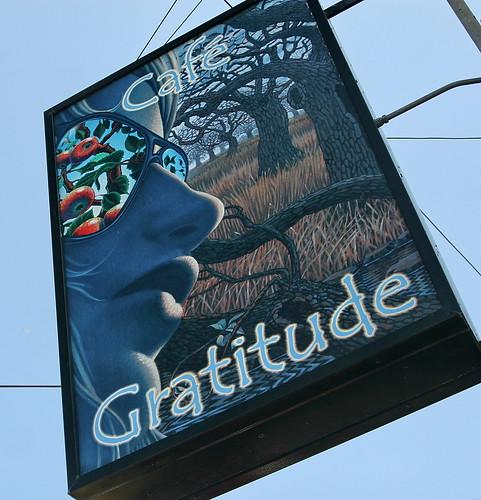 Cafe Gratitude San Diego