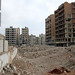 Dahiyeh District, South Beirut, bombed by Israel in 2006
