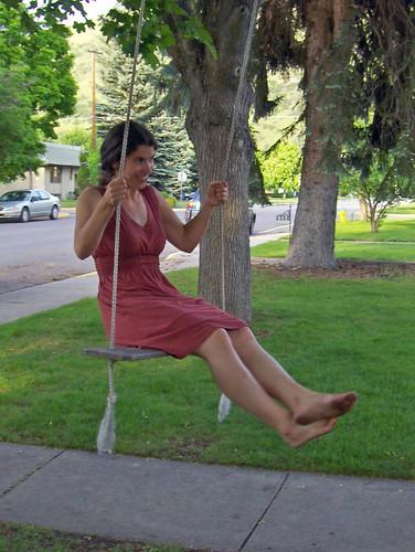 Swing Girl Betherann Flickr