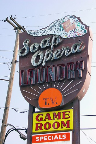 Soap Opera Laundry - Nashville, Tennessee | by RoadTripMemories