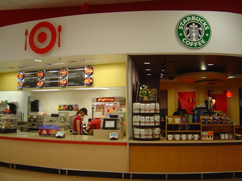 Target & Starbucks | Keene, NH | Lorianne DiSabato | Flickr