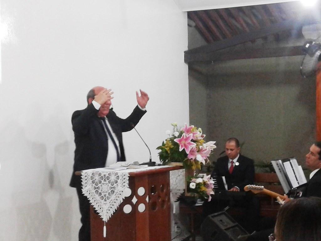 Evangelização - ICM Eustáquio Gomes