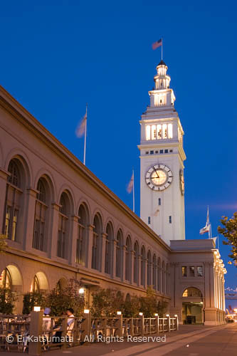 bba1691 - San Francisco Ferry Building | by Ei Katsumata