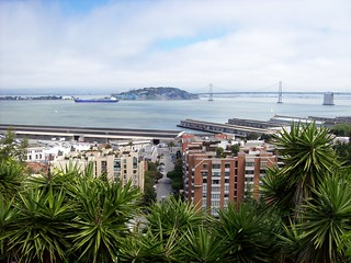 View atop Lombard Street | by Meesus L