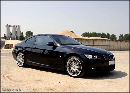 bmw e92 coup m pack ride industries flickr. Black Bedroom Furniture Sets. Home Design Ideas