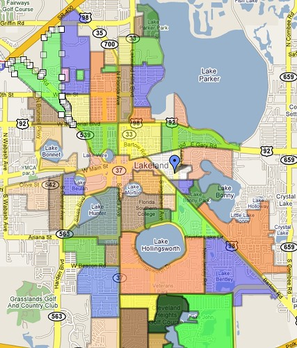Zip Code Map For Lakeland Fl Creativehobby Store