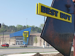 Best Buy sign | by Ron Dauphin