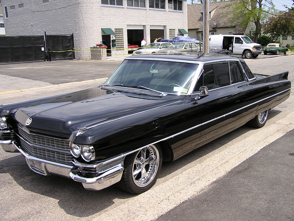 63 Cadillac Coupe Deville | Steve A. Great Neck, NY | Flickr