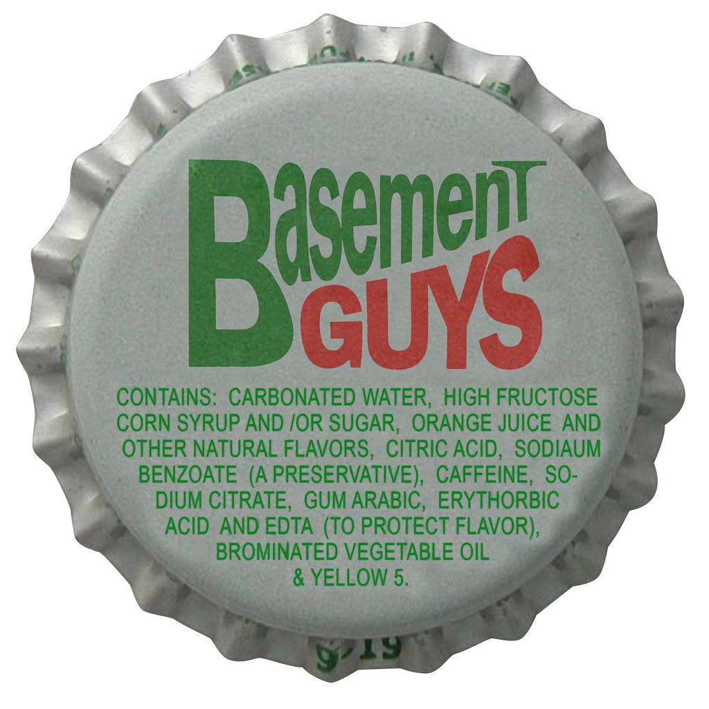... Mountain Dew   Basement Guys Bottle Cap | By JasonLiebig
