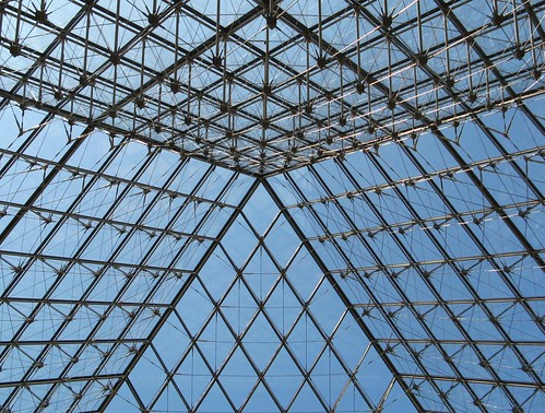 Geometry inside the pyramid g om trie l 39 int rieur for Interieur pyramide