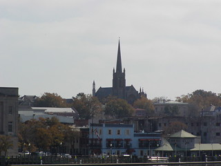 Wilmington Skyline from the Battleship North Carolina | by scott185 (the original)