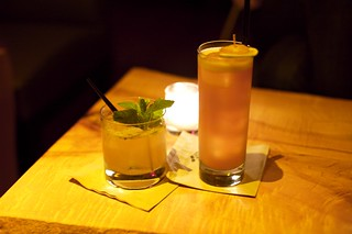 Whiskey Smash and Jamaican Firefly | New York City | by ldandersen