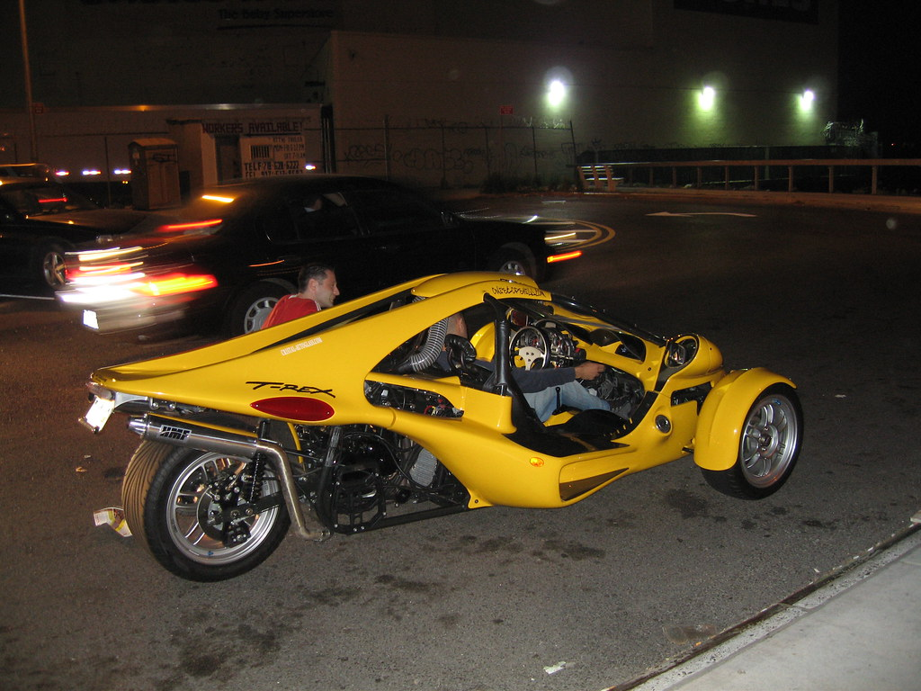 t rex vehicle campagna t rex is a 2 seat 3 wheeled motorc flickr. Black Bedroom Furniture Sets. Home Design Ideas
