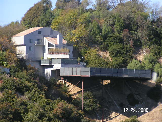 Jack Nicholson's House...