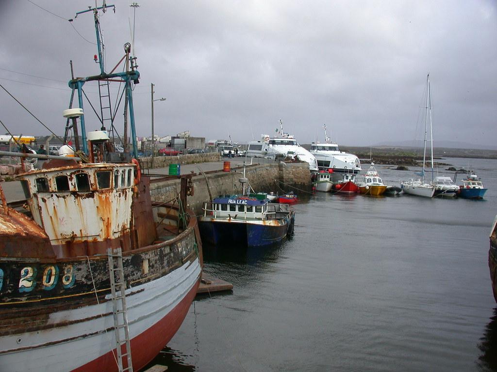 Aran Islands Ferry Price