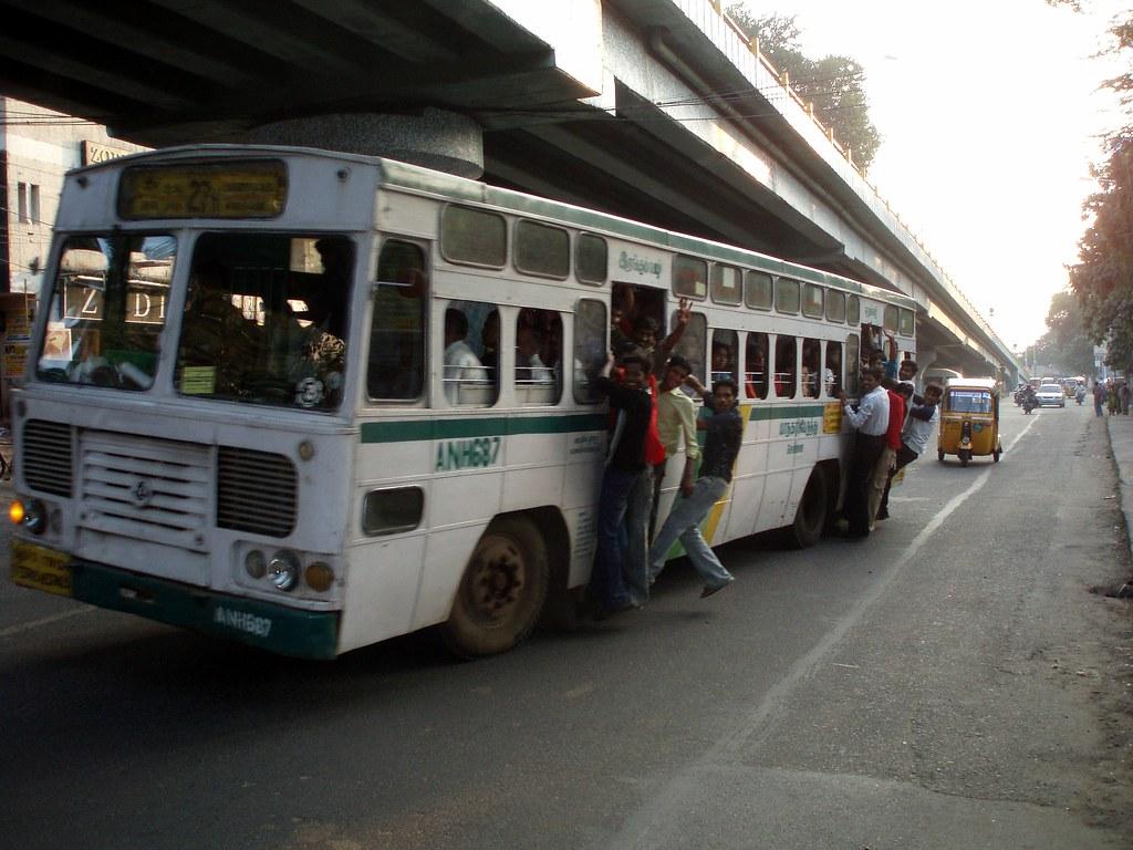 Indien Bus