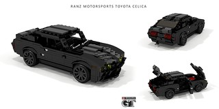 RANZ Motorsports | Toyota Celica GT