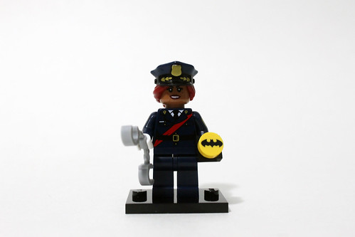 The LEGO Batman Movie Collectible Minifigures (71017) - Barbara Gordon