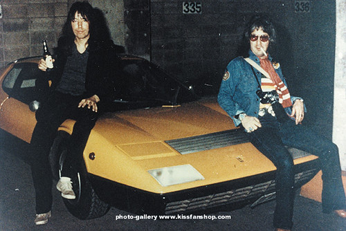 Ace Frehley Car Crash