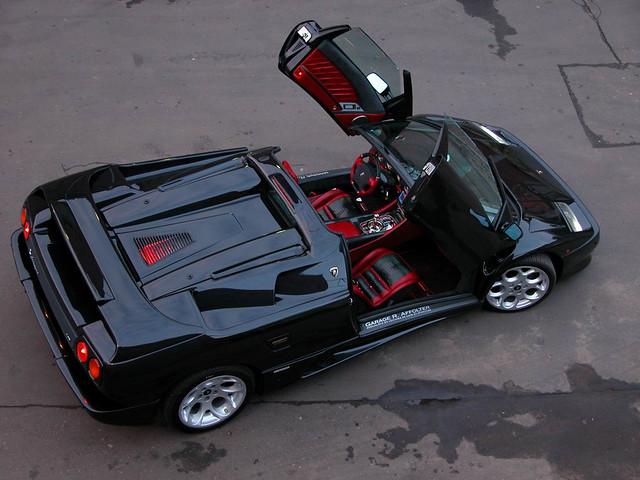 Lamborghini Diablo Vt Tuning Sv Art Alexey Flickr