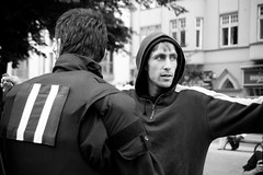 Anti-G8 Demonstrations (23) - 03Jun07, Rostock (Germany)