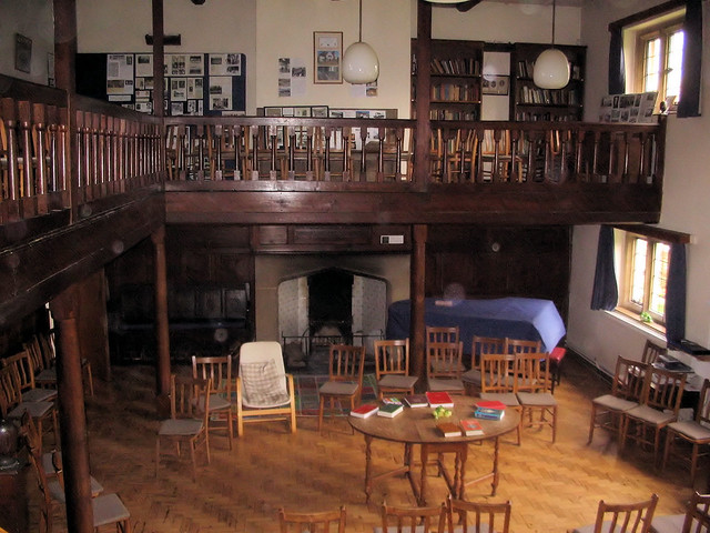 Quaker Meeting Room Swafield