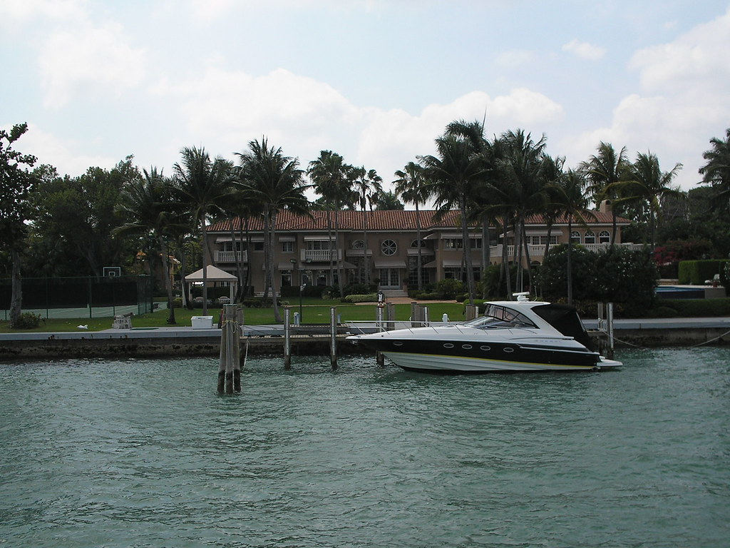 Shaquille o 39 neal 39 s house star island miami 1jct flickr for Shaquille o neal s home
