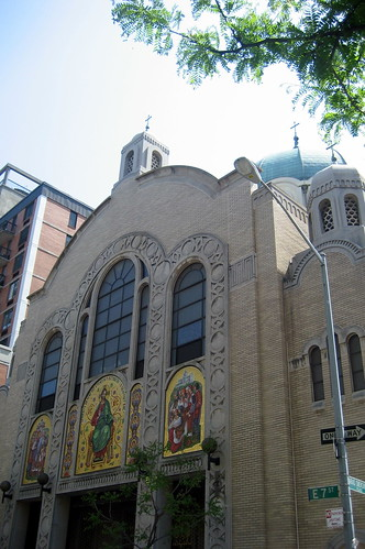 NYC - East Village: St. George Ukrainian Catholic Church | by wallyg
