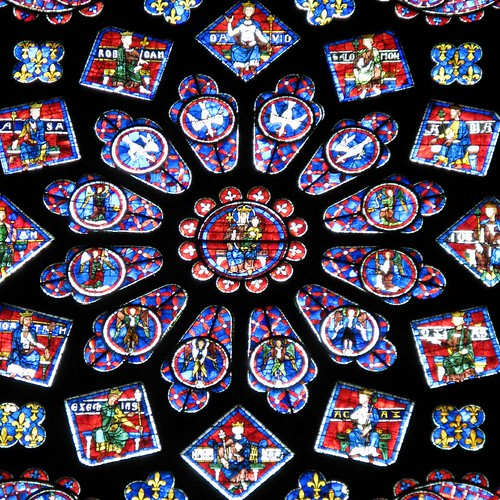 Chartres Cathedral — rose window | by Dimitry B