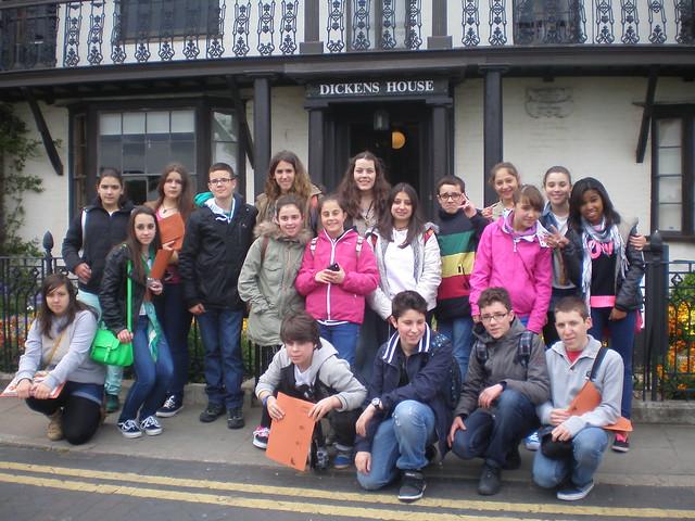 Viaje a Inglaterra 2013