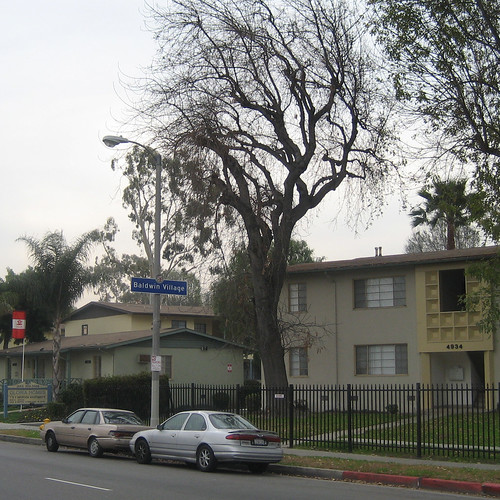 Apartment Locator Los Angeles: Baldwin Village