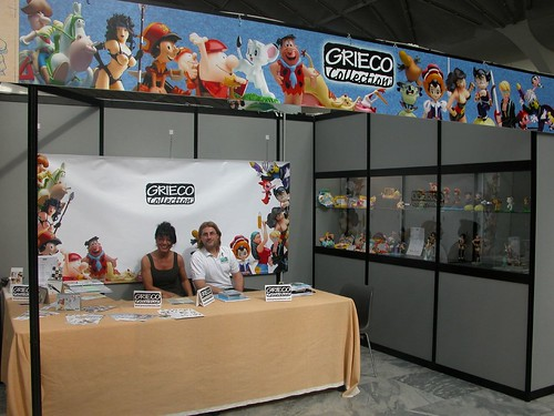 Grieco collection le eccezionali statue fumettistiche di for Grieco mobili
