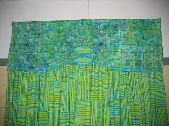 Photo - Volantes de cortinas ...