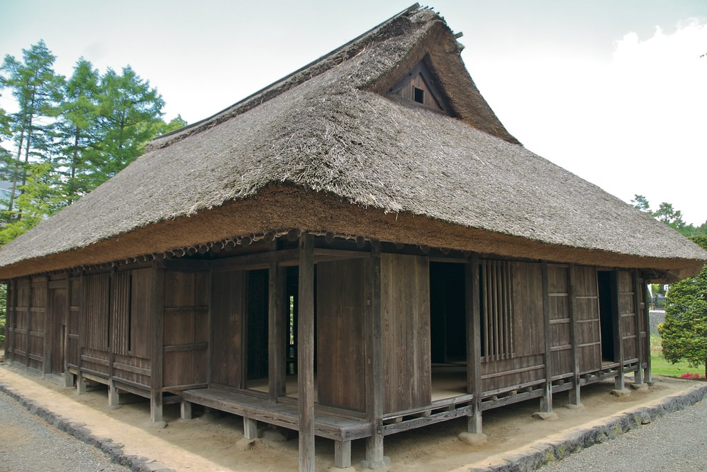 Traditional Japanese House Traditional Japanese House