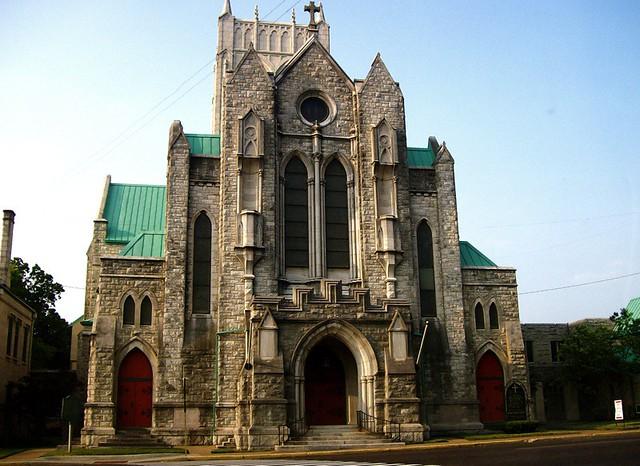 Episcopal Church In Kansas City Mo