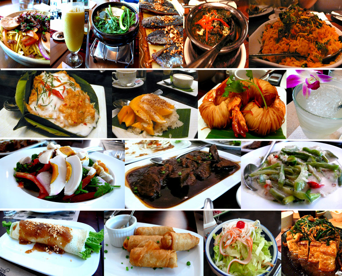 manila food and drink pt. 1