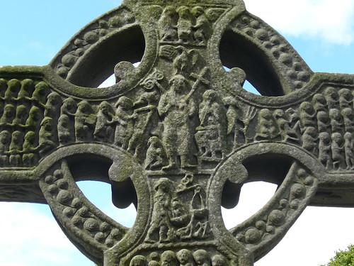 Celtic Cross At Monasterboice Ireland Lorianne Disabato