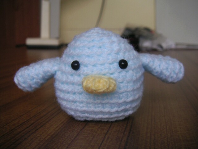 Amigurumi Bird Feet : 0015 the feet ive tried to crochet for this bird are ...