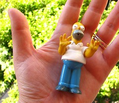 ✪ MSH: Homer fits in the palm of my hand | by Vaguely Artistic