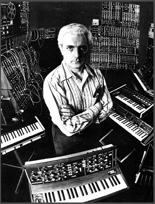 my hero, Bob Moog | by Theremina