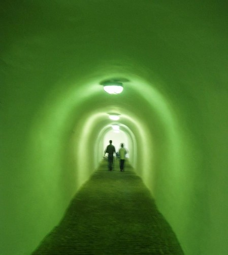 The Light At The End Of the Tunnel <    A K A     > you are now entering......... | by i . /✪\LEEM