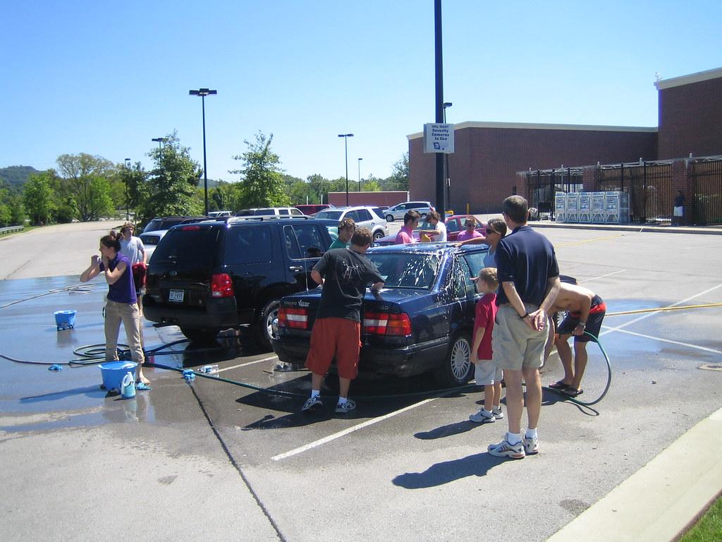 New Cars Wash Free Scrub A Dub