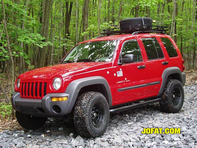 ... Jeep KJ Liberty | By Jofat.com